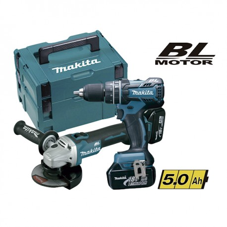 Kit Combo Sercoín Makita 18V