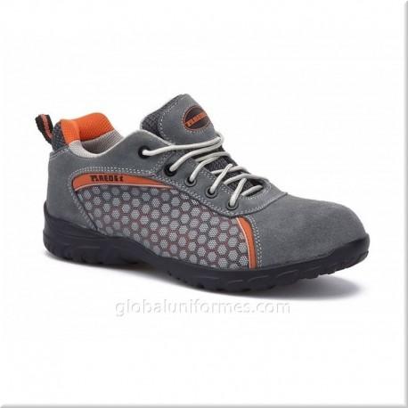 Zapato PAREDES RUBIDIO GRIS S1P SRC
