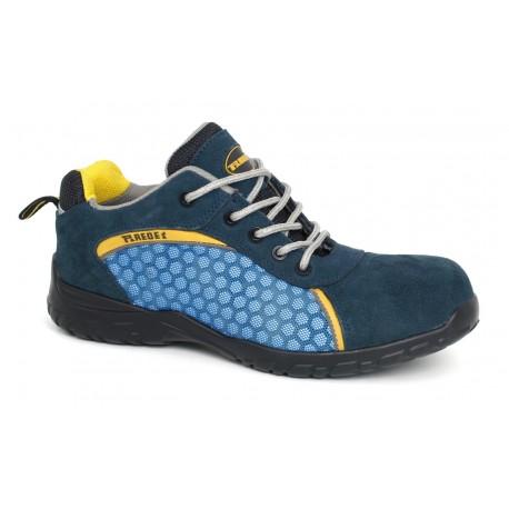 Zapato PAREDES RUBIDIO AZUL S1P SRC